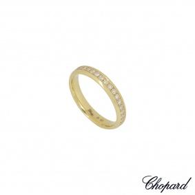 Chopard Yellow Gold Diamond Band 827331-0112